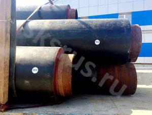 Поставка труб электросварных 530х12 в изоляции ППУ-ПЭ 710 ГОСТ 30732-78